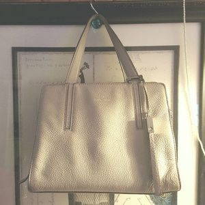 Kate Spade Dominique Greystreet Leather Satchel